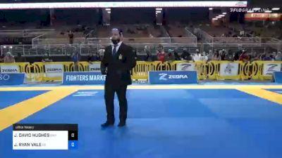 JOHN DAVID HUGHES vs JEFFREY RYAN VALE 2020 World Master IBJJF Jiu-Jitsu Championship