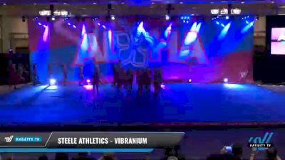 Steele Athletics - Vibranium [2021 L6 Senior Coed Open - Small Day 2] 2021 Aloha DI & DII Championships