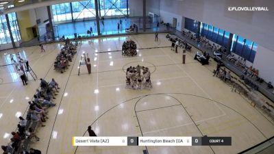 Desert Vista (AZ) vs Huntington Beach (CA) | 2018 Tournament of Champions