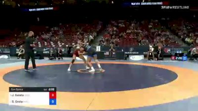 65 kg Con Semis - Julia Salata, New York Athletic Club vs Skylar Grote, New York Athletic Club