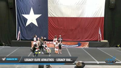 Legacy Elite Athletics - Legacy Rainbows [2021 L2 - CheerABILITIES - Exhibition Day 1] 2021 ACP Power Dance Nationals & TX State Championship