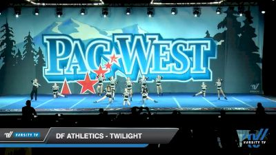 DF Athletics - Twilight [2020 L1 Youth - Small Day 2] 2020 PacWest