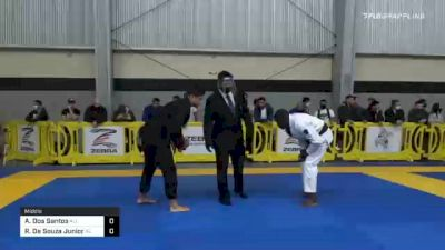 Andre Dos Santos vs Ronaldo De Souza Junior 2020 American National IBJJF Jiu-Jitsu Championship