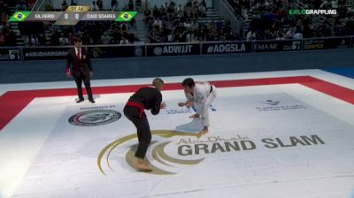 Victor Silverio vs Caio Caetano Soares 2018 Abu Dhabi Grand Slam LA