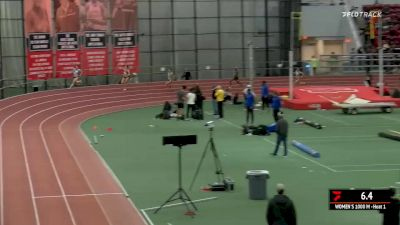 Women's 1k, Heat 1 - Kate Grace 2:35 #5 U.S. All-Time
