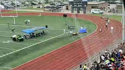 Youth Boys' 4x100m Relay, Finals 2 - Age 17-18