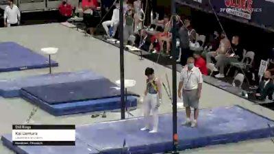 Kai Uemura - Still Rings, Lakeshore Academy - 2021 US Championships