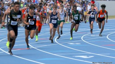 Full Replay: Track Events - FHSAA Outdoor Championships - May 8 (Part 3)