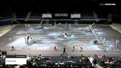 Carmel HS at 2019 WGI Guard Mid East Power Regional - Cintas Center