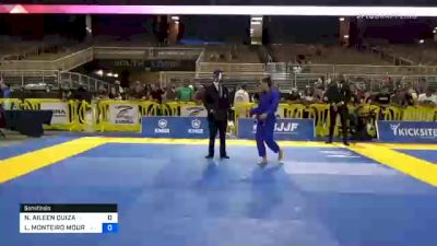 NATASHA AILEEN QUIZA vs LUIZA MONTEIRO MOURA DA COSTA 2020 Pan Jiu-Jitsu IBJJF Championship