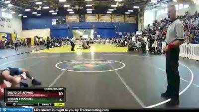 170 lbs Champ. Round 2 - Gavin Rodriguez-Cayro, Bulldog Wrestling Club vs Dalton Loyden, Arizona