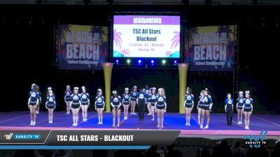 TSC All Stars - Blackout [2021 L4 Junior - D2 - Medium Day 2] 2021 ACDA: Reach The Beach Nationals