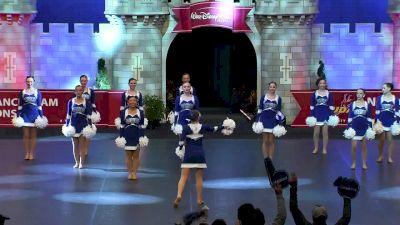 Marian High School [2018 Small Pom Finals] UDA National Dance Team Championship