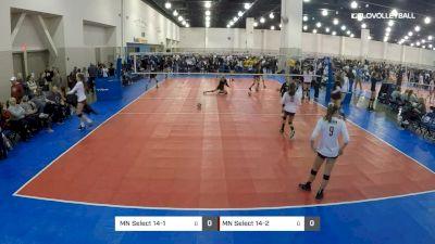 MN Select 14-1 vs MN Select 14-2 - 2019 JVA MKE Jamboree
