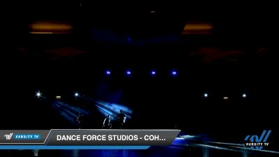 Dance Force Studios - Cohesion [2020 Junior - Hip Hop - Small Day 1] 2020 GLCC: The Showdown Grand Nationals