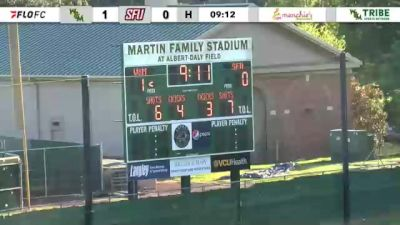 Replay: St. Francis (PA) vs William & Mary | Sep 10 @ 5 PM
