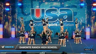 Damonte Ranch High School [2020 Co-Ed Varsity Show Cheer Intermediate Day 2] 2020 USA Spirit Nationals
