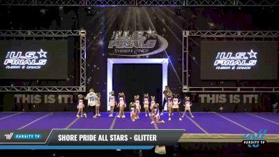 Shore Pride All Stars - GLITTER [2021 L1 Tiny - Novice - Restrictions Day 1] 2021 The U.S. Finals: Ocean City