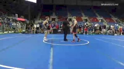 113 lbs Round Of 16 - Brian McCaw, Maryland vs Alan Koehler, Minnesota