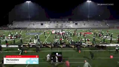 The Cavaliers at 2021 Drums on Parade