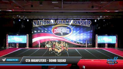 CTA Highflyers - Bomb Squad [2021 L6 Senior - XSmall Day 2] 2021 ACP: Midwest World Bid National Championship
