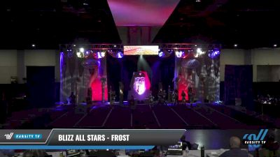 Blizz All Stars - Frost [2021 L4.2 Senior Day 2] 2021 Queen of the Nile: Richmond