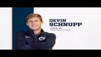 125lbs Dual: Devin Schnupp, Penn State vs Jake Ferri, Kent State