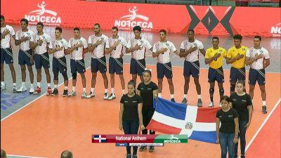 Full Replay - 2019 NORCECA Mens XIV Pan-American Cup - NORCECA Mens XIV Pan-American Cup - Jun 18, 2019 at 3:36 PM CDT