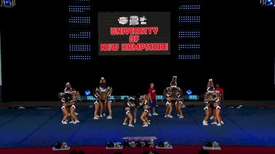 University of New Hampshire [2018 All-Girl Cheer Division I Prelims] NCA & NDA Collegiate Cheer and Dance Championship