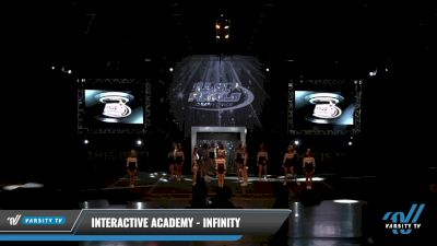 Interactive Academy - Infinity [2021 L4 Senior - Small Day 2] 2021 The U.S. Finals: Louisville