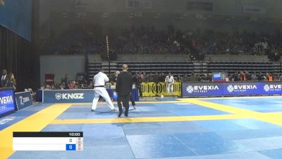 Alison Tremblay vs Hillary Vanornum 2019 Pan Jiu-Jitsu IBJJF Championship