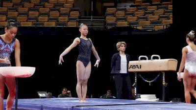 Kara Eaker - Beam - 2018 US Championships Podium Training