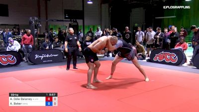 Andrew Odie Delaney vs Austin Baker 2019 ADCC North American Trials