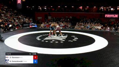 125 kg 2 Of 3 - Gable Steveson, Minnesota RTC vs Nick Gwiazdowski, Titan Mercury Wrestling Club