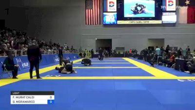 FABIO MURAT CALOI vs GIANN MORAMARCO 2021 World IBJJF Jiu-Jitsu No-Gi Championship