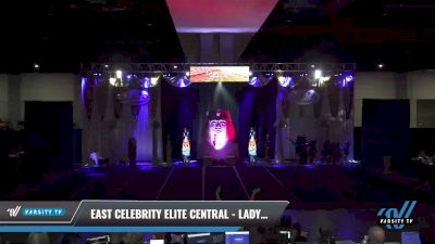 East Celebrity Elite Central - LADY STEEL [2021 L4 Senior - Small Day 1] 2021 Queen of the Nile: Richmond