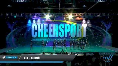 ATA - Atomic [2021 L6 Senior - XSmall Day 1] 2021 CHEERSPORT National Cheerleading Championship