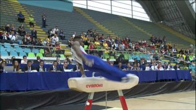 Marvin Kimble - Pommel Horse, United States - 2018 Pacific Rim Championships
