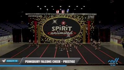 Pennsbury Falcons Cheer - Prestige [2021 L1 Performance Recreation - 12 and Younger (NON)] 2021 PA Championship