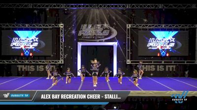 Alex Bay Recreation Cheer - Stallions Black Beauty [2021 L1 Performance Recreation - 14 and Younger (NON) - NB Day 1] 2021 The U.S. Finals: Ocean City