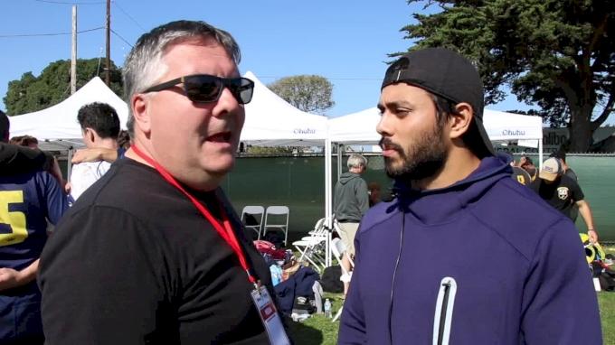 Michael Cesa, USC Captain, On Tough Loss