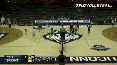 Replay: Bryant vs Yale | Sep 18 @ 10 AM