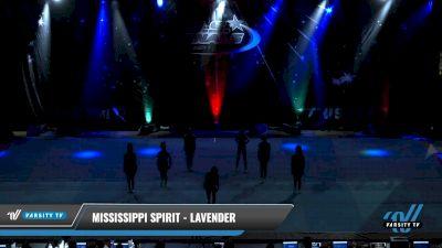 Mississippi Spirit - Lavender [2021 L2.2 Junior - PREP Day 2] 2021 The U.S. Finals: Pensacola