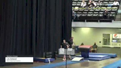 Lily Holland - Women's Group, Mini-Hops Gymnastics - 2021 Women's Xcel Region 4 Championships