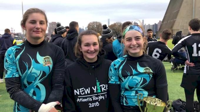 Atlantis Girls Dominate Again