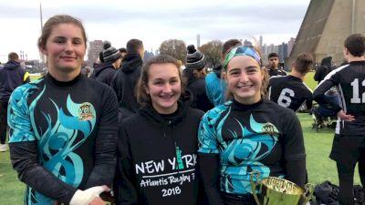 Alex Pipkin, Nina Mason, and Kate Buzby: Atlantis Girls