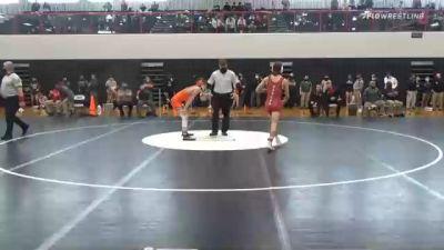 132 lbs Consolation - Brennan Schisler, Bermudian Springs vs Dominic Caldwell, Susquenita