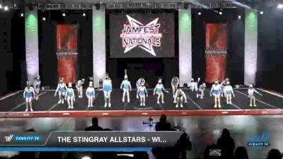 The Stingray Allstars - Wildfire [2021 L3 Junior - Small - B Day 2] 2021 JAMfest Cheer Super Nationals