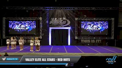 Valley Elite All Stars - RED HOTS [2021 L4 Senior Day 2] 2021 The U.S. Finals: Ocean City
