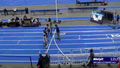Youth Girls' 800m, Finals 1 - Age 11-12